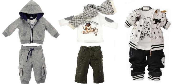 Clothes for boys
